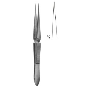 Dissecting Forceps 100mm