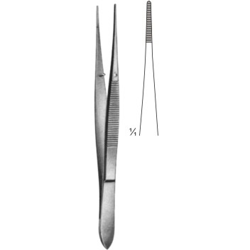 Dressing Forceps 115mm