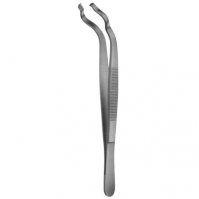 DISSECTING AND TISSUE FORCEPS 160mm