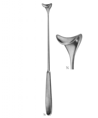 Cushing Lid Retractor Working Size 16mm Length 250mm